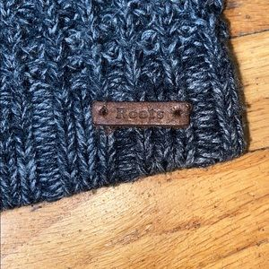 Grey Roots Hat/ knitted beanie